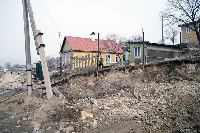 Дома жителей Владивостока кладут на алтарь высокого искусства (ФОТО)