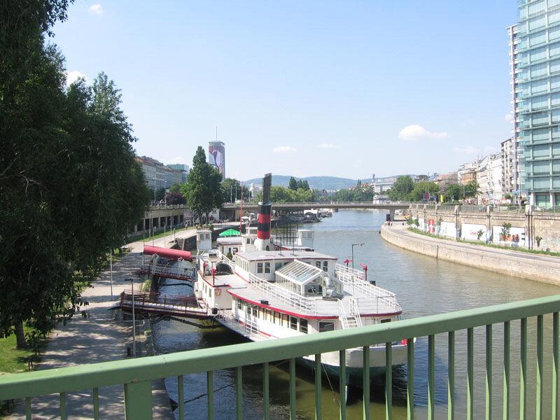 Вена. Дунайский канал (1)(2008)