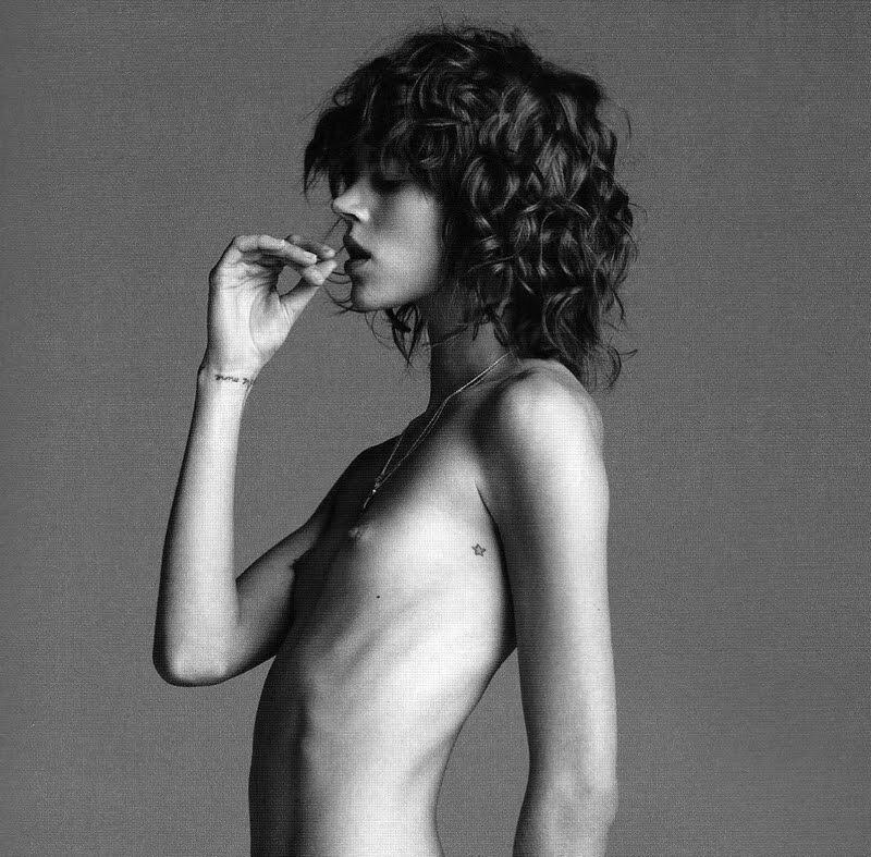 Models: Freja Beha Erichsen