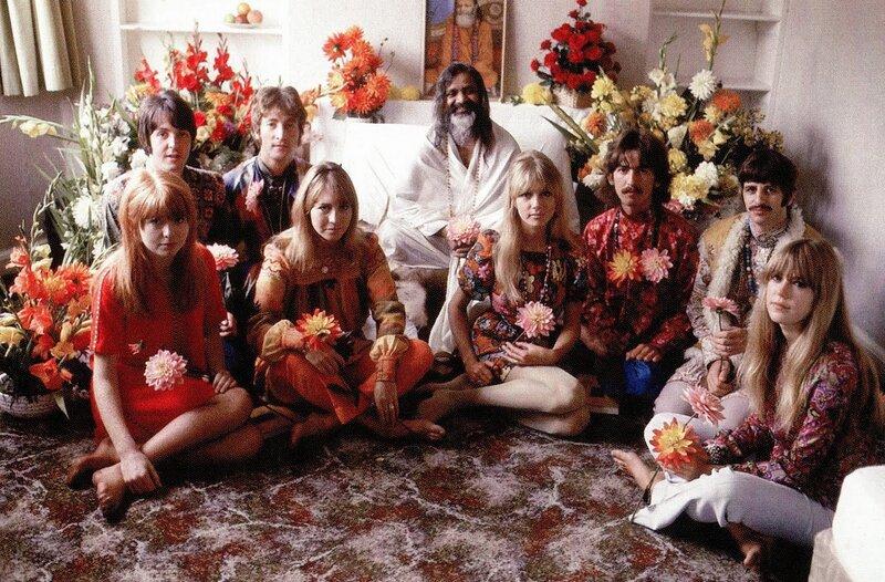 редкие фото знаменитостей. Beatles
