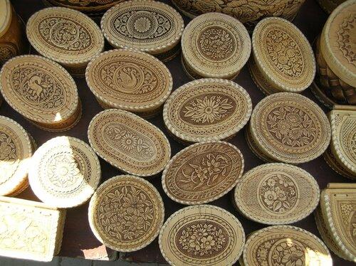 Набережная - Изделия из бересты (шкатулочки)