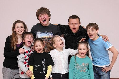 Занятия в студии с Сергеем Друзьяком (i-actor.ru)
