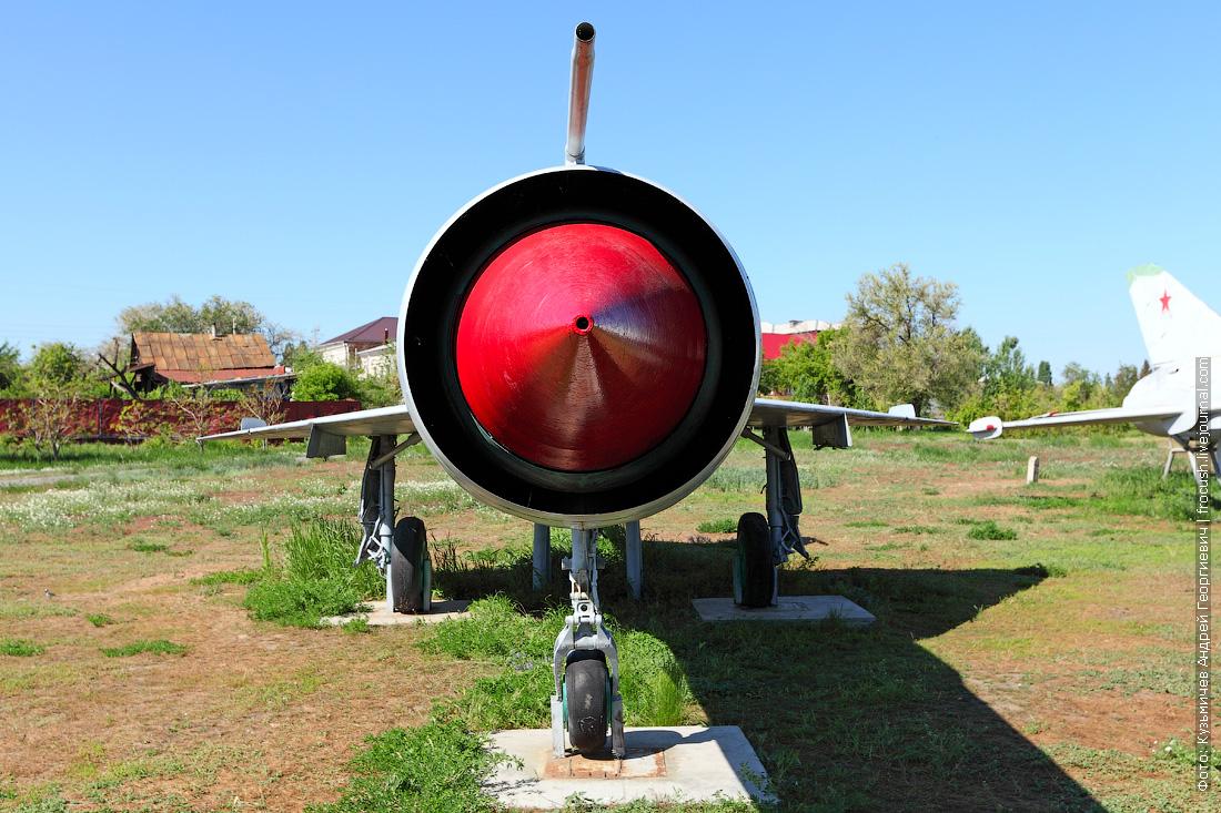 круиз в Казахстан на Руси Великой Истребитель МиГ-21