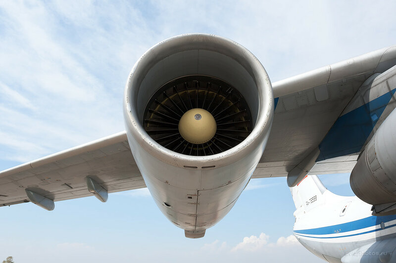Ильюшин Ил-76МД (RA-76599) D700365