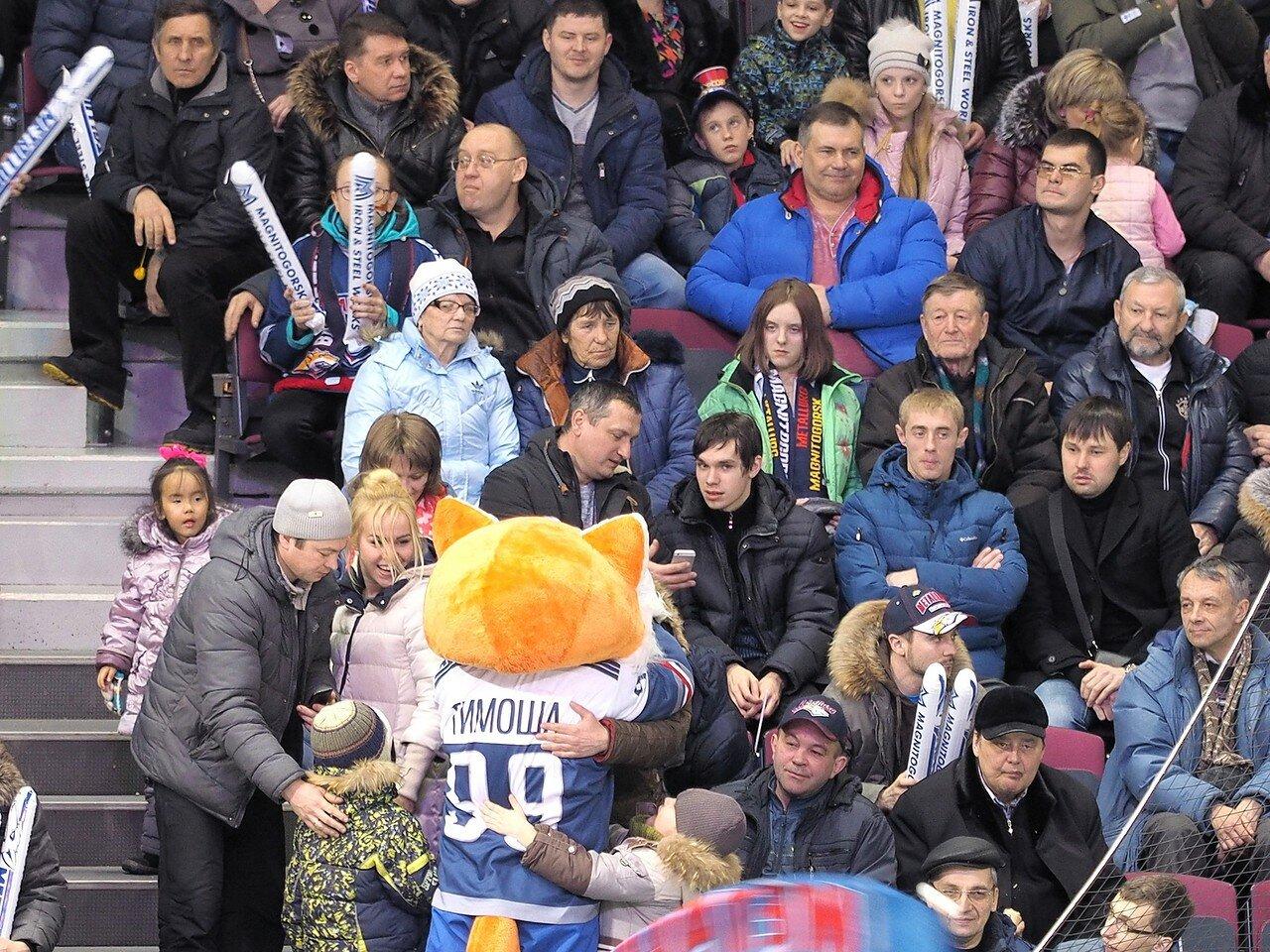 101Плей-офф Восток 1/4Металлург - Автомобилист 22.02.2016