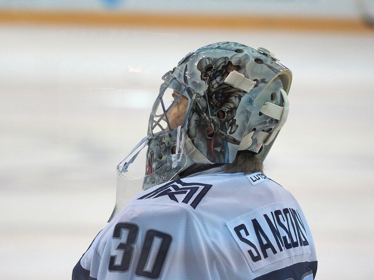 32Плей-офф 2016 Восток 1/2 Металлург - Сибирь 10.03.2016