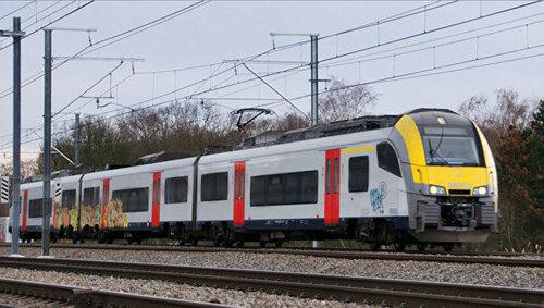В Бельгии успешно остановили поезд-призрак