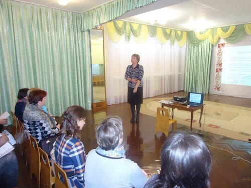 обучение профактива в г. Алатырь