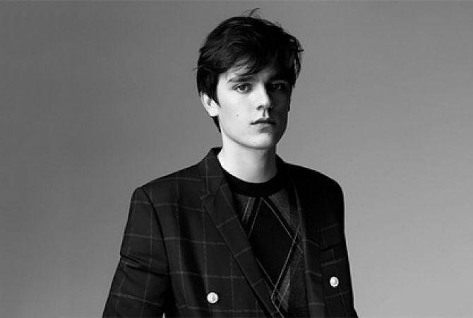 Ален Делон младший, стал представителем Dior