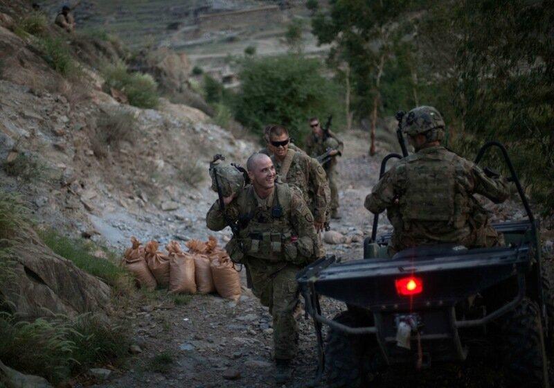 Американские военные в Афганистане 31