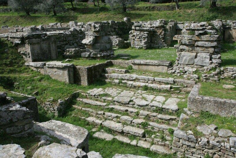 Этруски: уникальная тайна древней истории