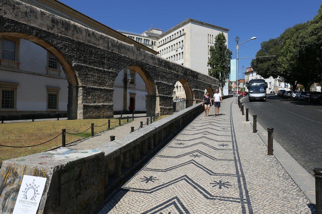 Коимбра. Акведук Святого Себастьяна (Aqueduto de São Sebastião)