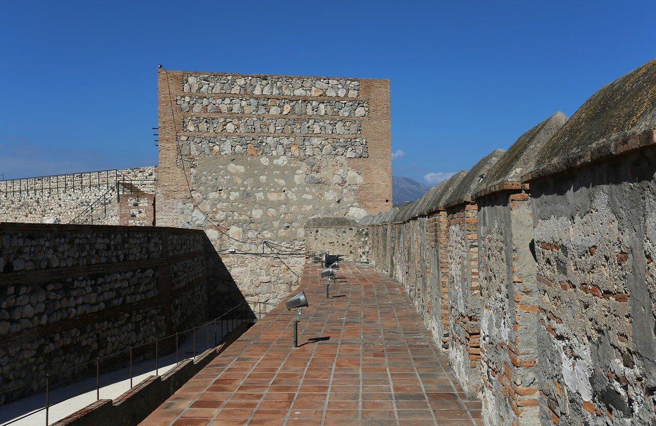 Крепость Салобренья (Castillo de Salobreña)