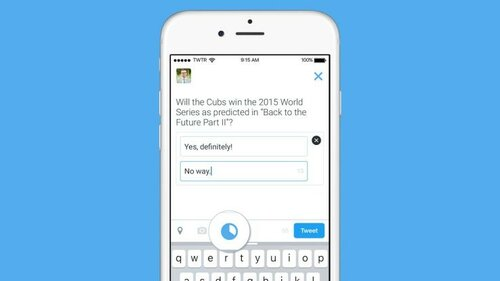 Twitter обновил функционал опросов