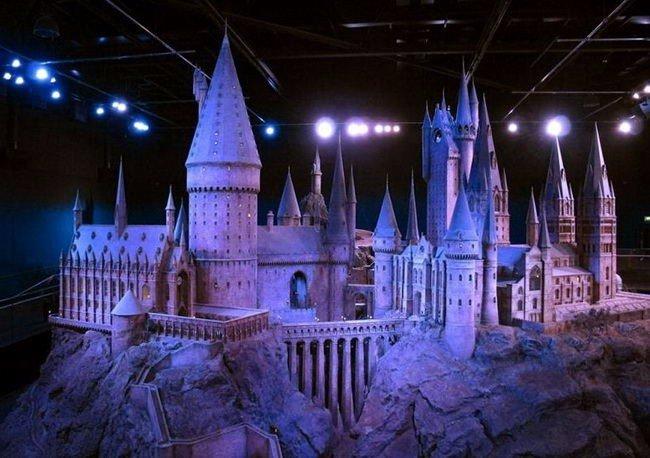 Пойдем погуляем по волшебному миру Гарри Поттера