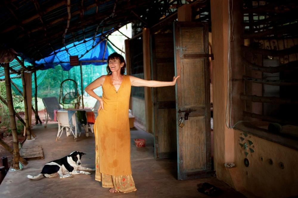 Ауровиль был попыткой создать масштабное эко-поселение, жители которого должны научиться находить об