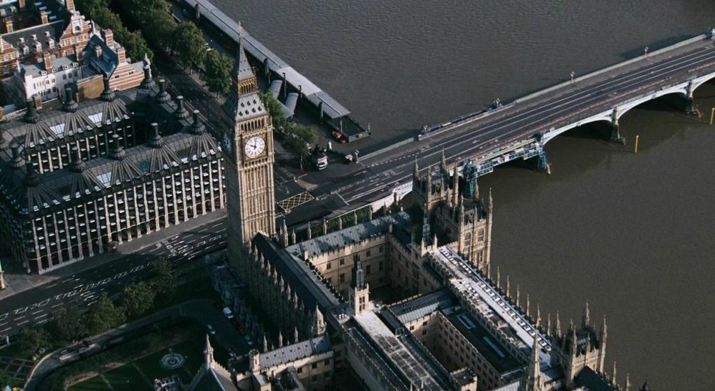 Лондон, 28 дней спустя