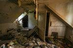 Abandoned House Secret Room