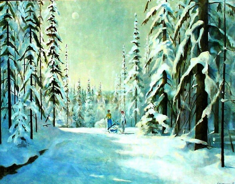 Картина В. Березина, сибирского художника (50).jpg