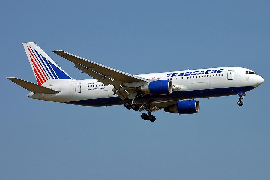 Что сейчас с самолетами Трансаэро