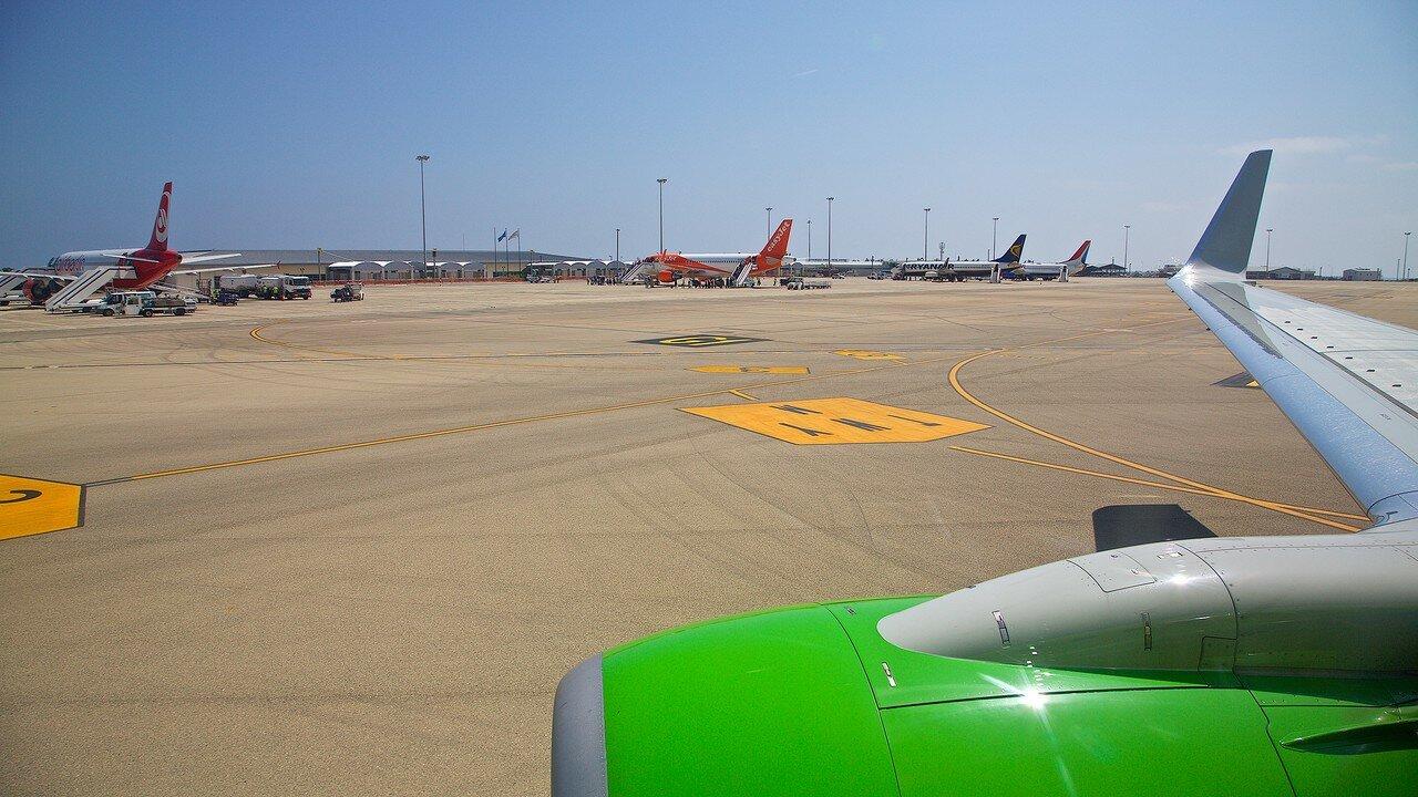 Аэропорт города пафос