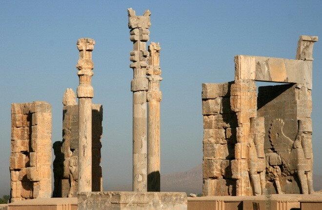 Персеполь. Иран