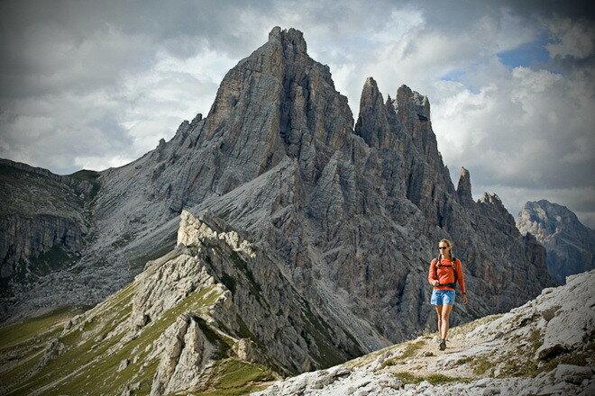 Тропа Альта Виа 1. Италия