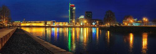Ночное путешествие по городу