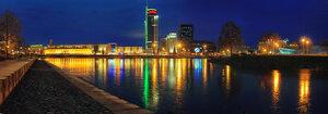 Ночное огни Минска