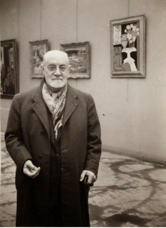 1939. Анри Матисс