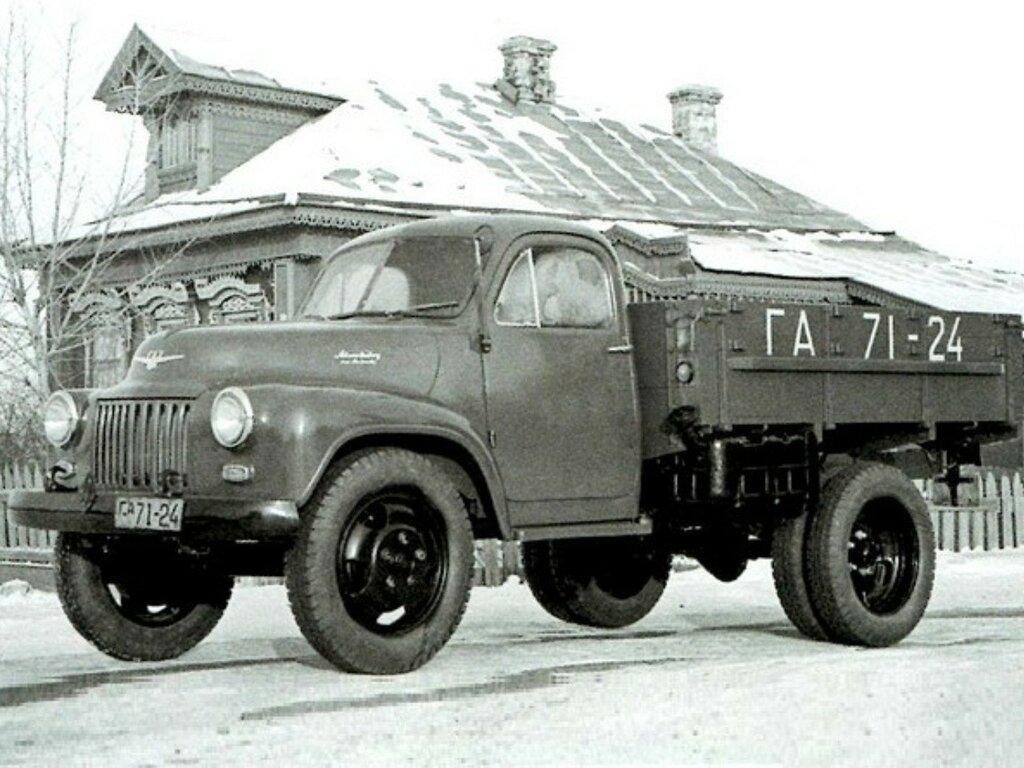 ГАЗ 56 Опытный (I серия) '1953–54 4.jpg