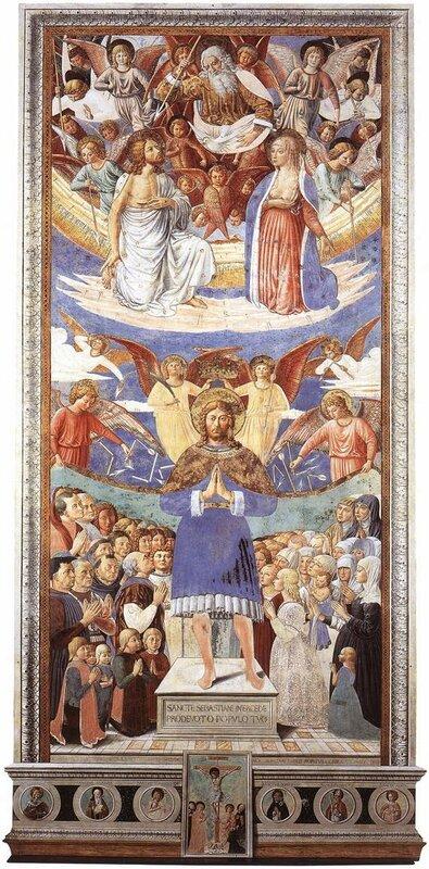 026-св.Себастьян (Гоццоли).jpg