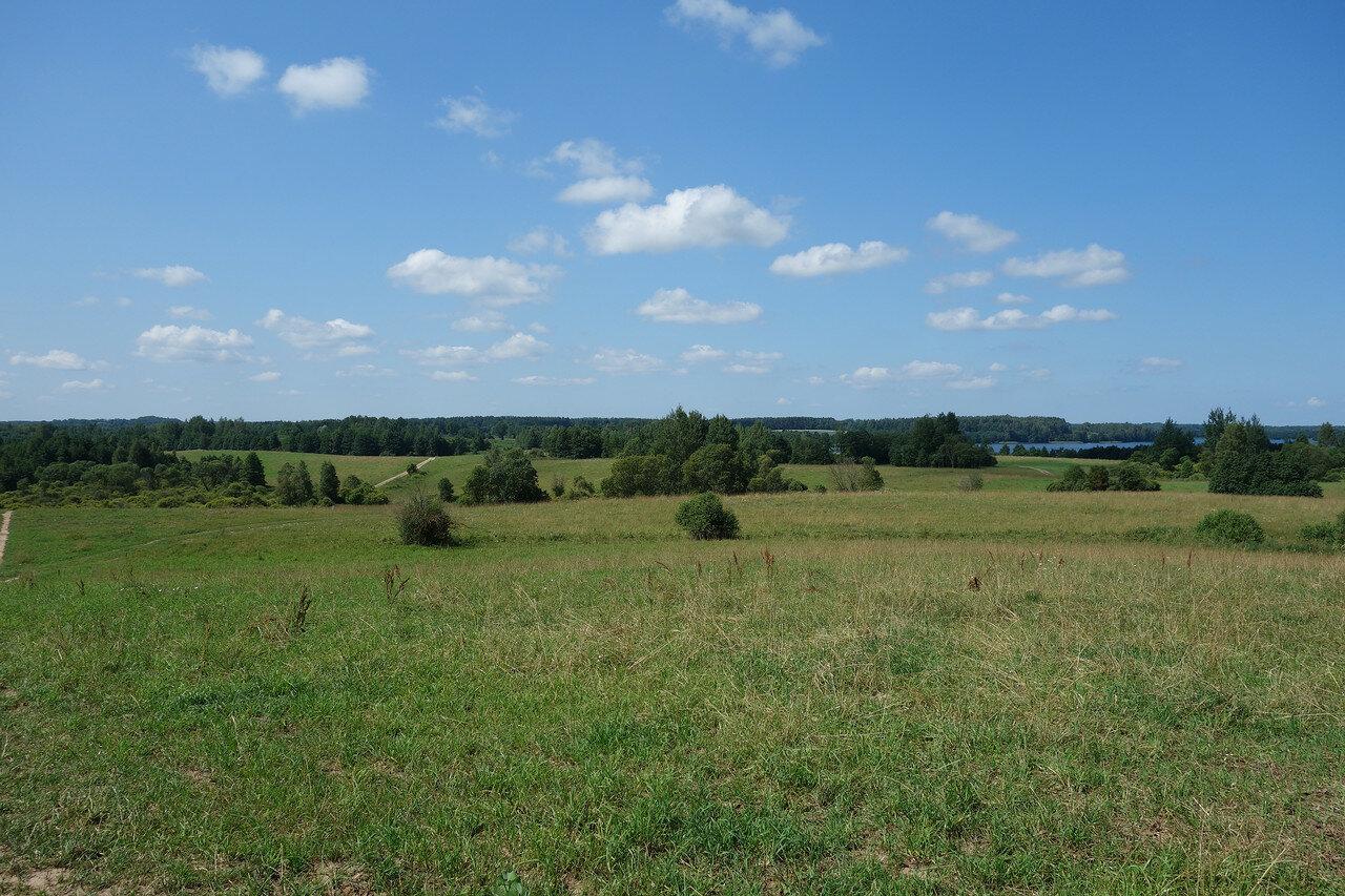 луга и рощи Браславского уезда