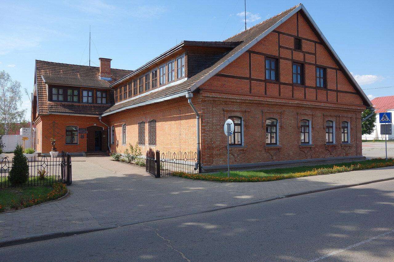 администрация музея-заповедника