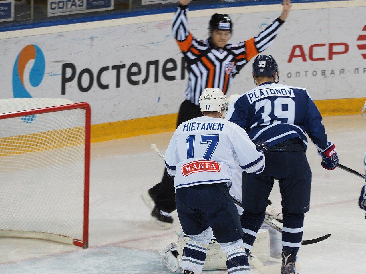 43Металлург - Динамо Москва 28.12.2015