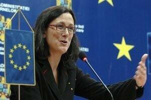 В Молдову приедет еврокомиссар - Сесилия Мальмстрём