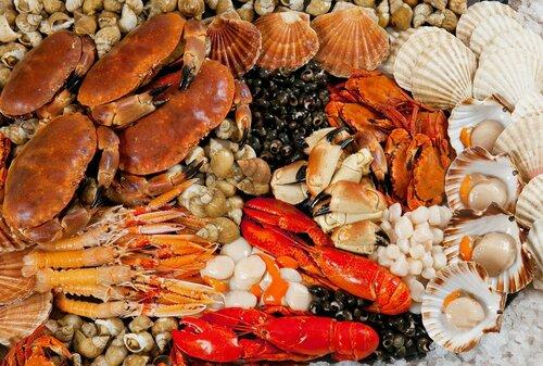 Ученые: Морепродукты снижают риск патологий мозга