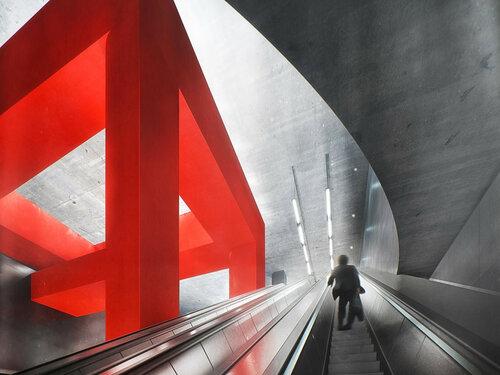 Станция «Нижние Мнёвники»