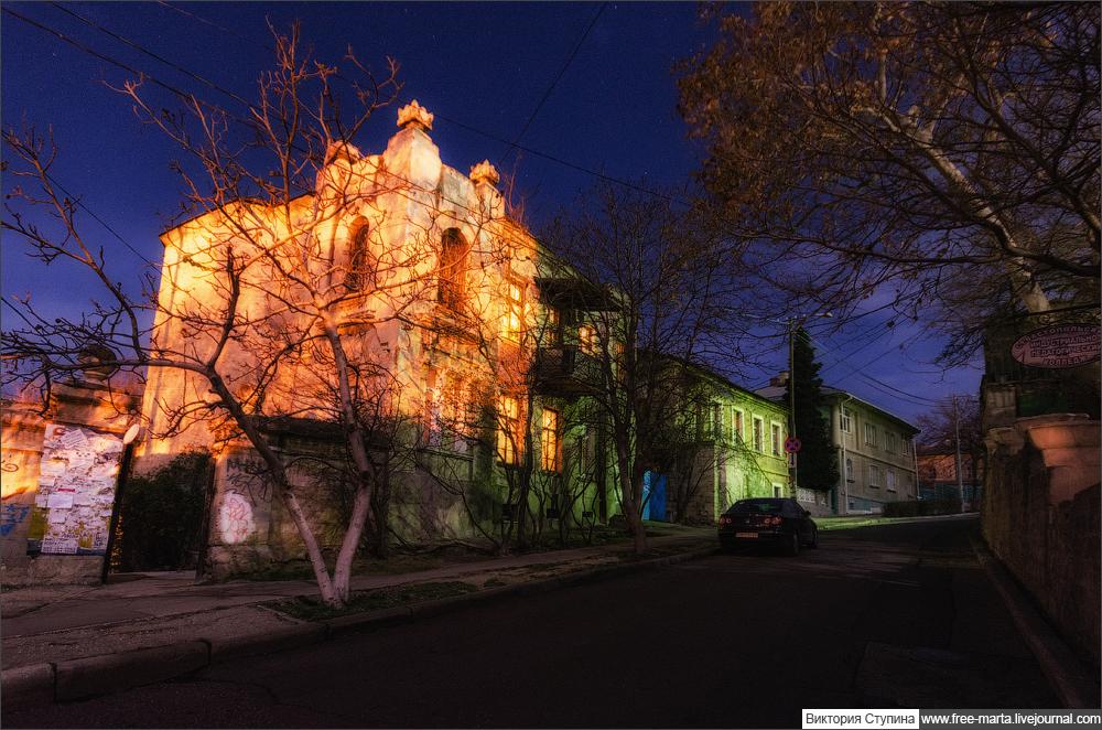 Севастополь звезды в городе в котором выключен свет
