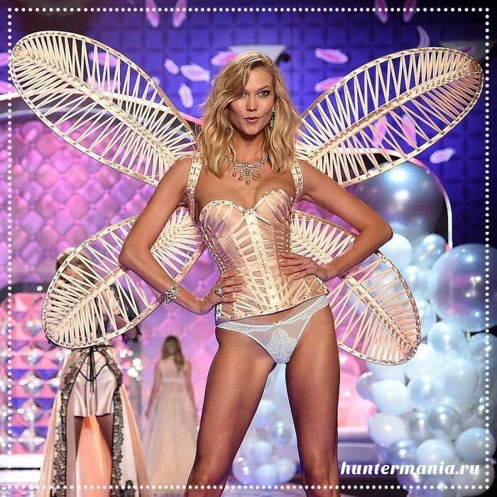 Девять самых сексуальных и драгоценных комплектов белья Victoria's Secret