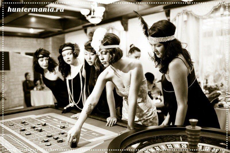 Игровые автоматы и сухой закон