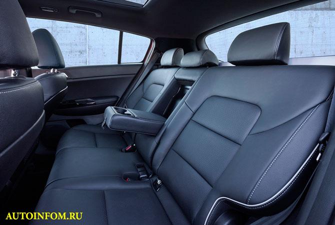 Началось производство новинки KIA Sportage