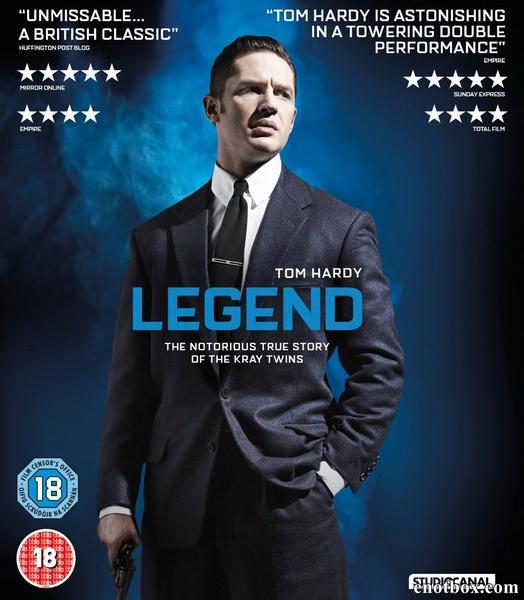 Легенда / Legend (2015/WEB-DL/WEB-DLRip)