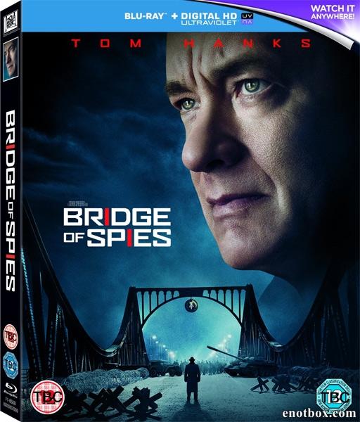 Шпионский мост / Bridge of Spies (2015/BDRip/HDRip)