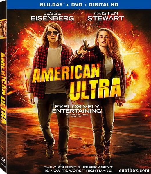 Ультраамериканцы / American Ultra (2015/BDRip/HDRip)