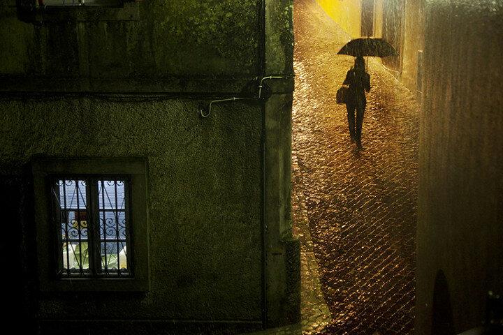дожди Christophe Jacrot