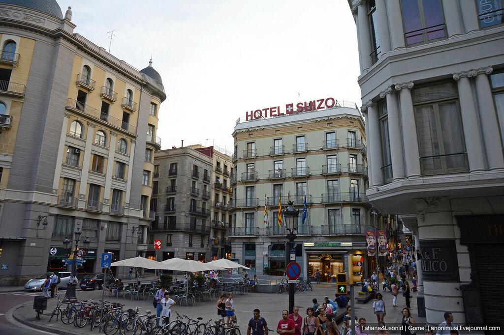 Барселона уютная