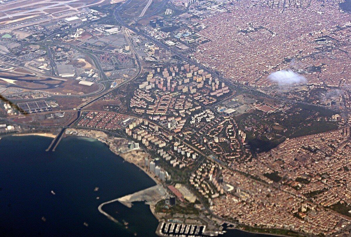 Istanbul, ataköy district)