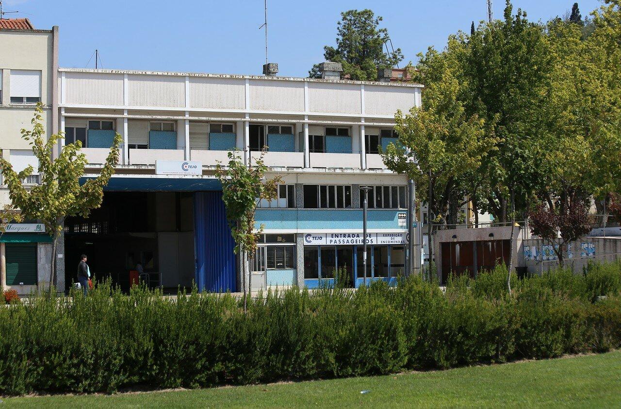 Leiria. Square of Paulo VI (Praça Paulo VI)