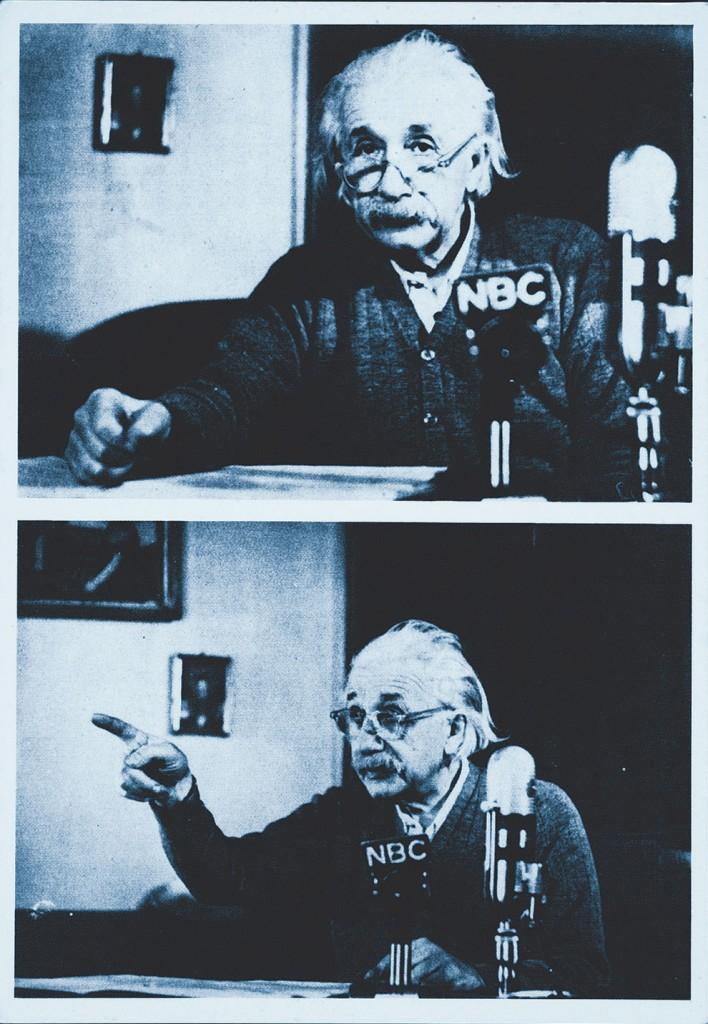 После войны Эйнштейн сожалел о своем участии в создании атомной бомбы. Как он однажды сказал журналу